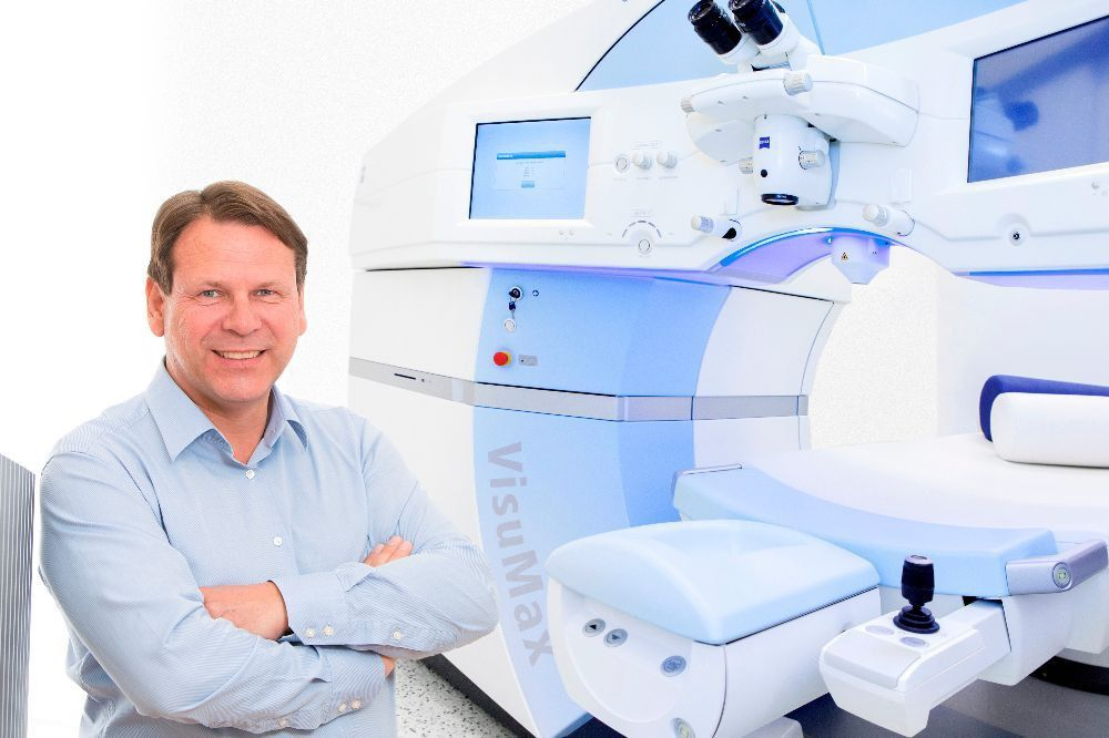 Femto Smile The Latest Technology in Vision Correction - Laser Eye Care Center