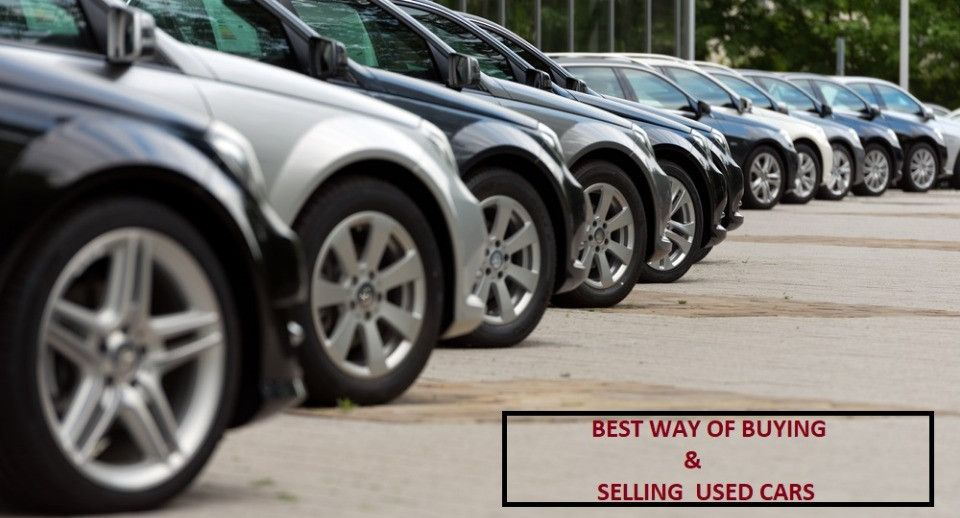 Best Way of Buying and Selling Used Cars Online in Dubai