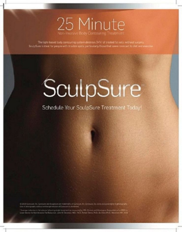 Lose The Fat Without Surgery Using SculpSure Technology - Abu Dhabi