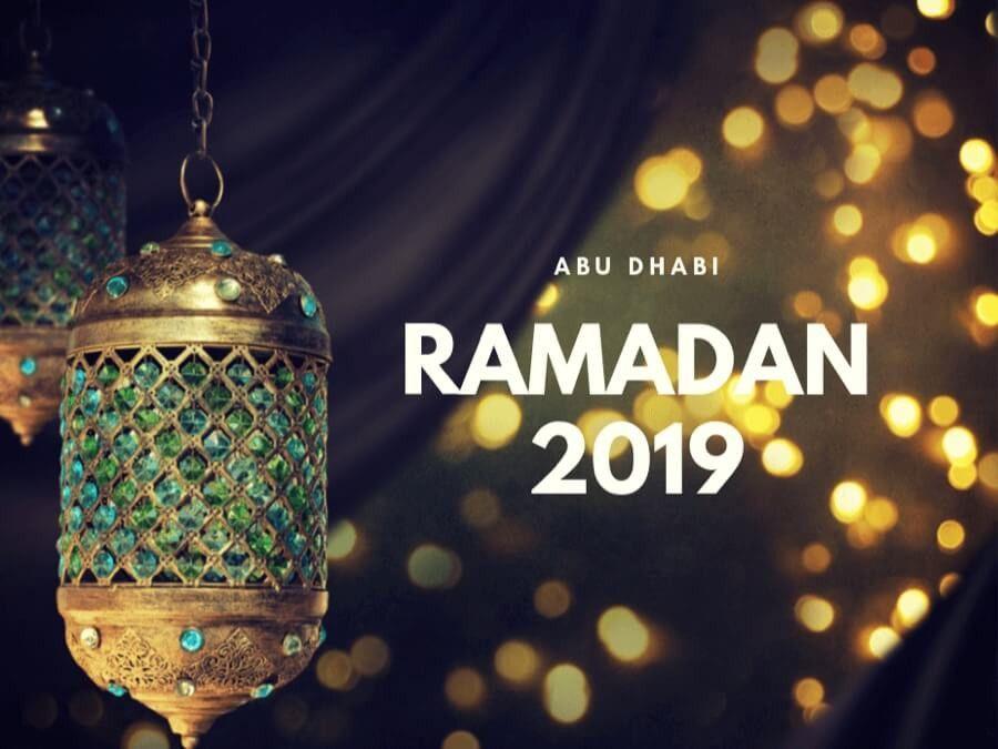 Ramadan Iftar & Suhoor Buffets in Abu Dhabi 2019