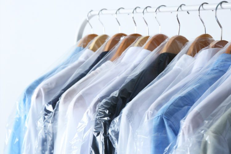 What is Sanitized Laundry & Dry Cleaning?