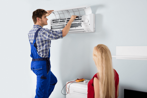 AC Cleaning, Maintenance, & Repair