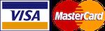 Visa Master Card Logo