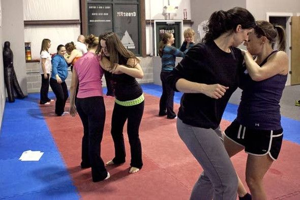 self defense for women in abu dhabi