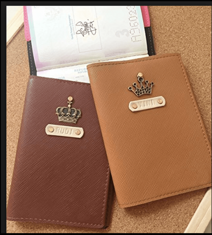 Personalized passport Covers in Abu Dhabi