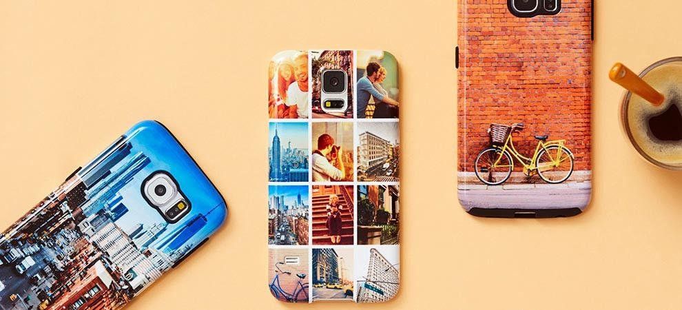 Customized phone covers and cases