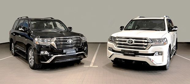 New & Used Toyota Land Cruiser for Sale in Dubai