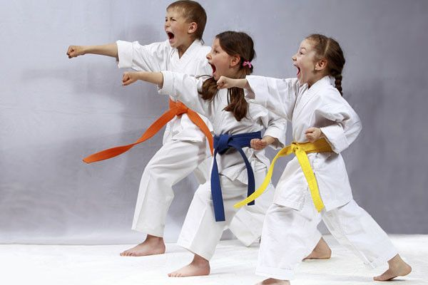 karate Classes in Abu Dhabi