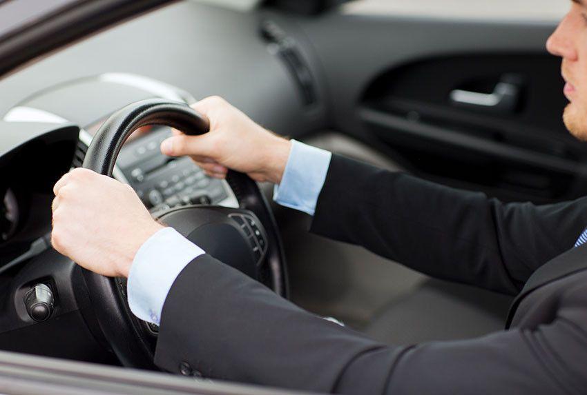 Drivers in Abu Dhabi