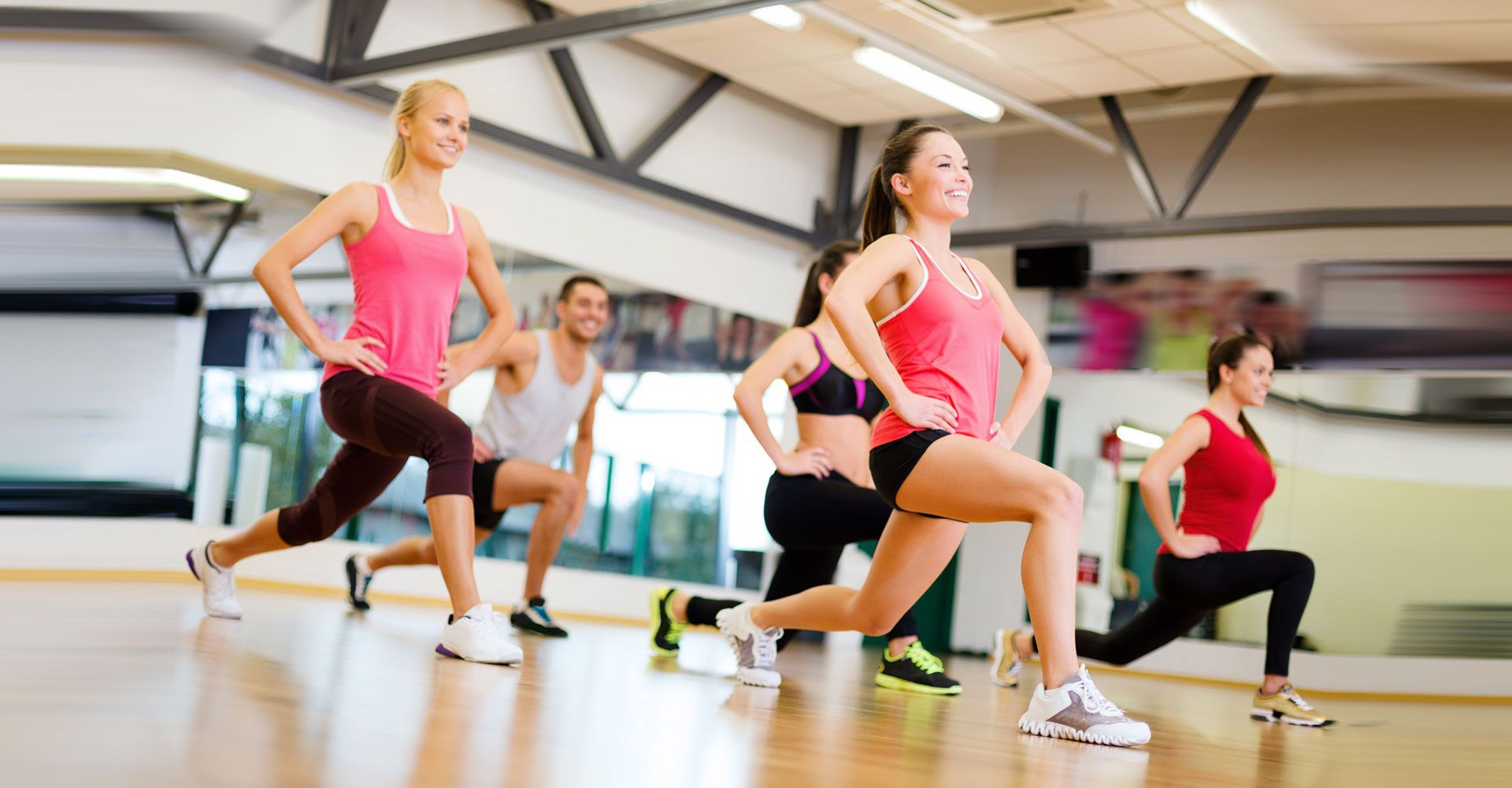 Aerobics Classes for women in Abu Dhabi