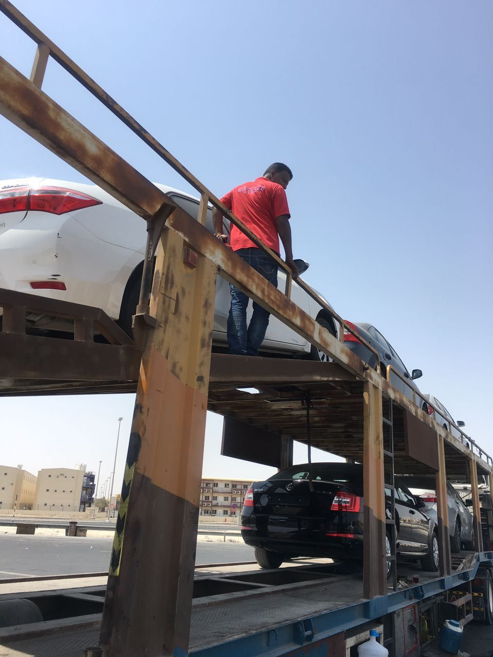 Car Shipping Services from Abu Dhabi