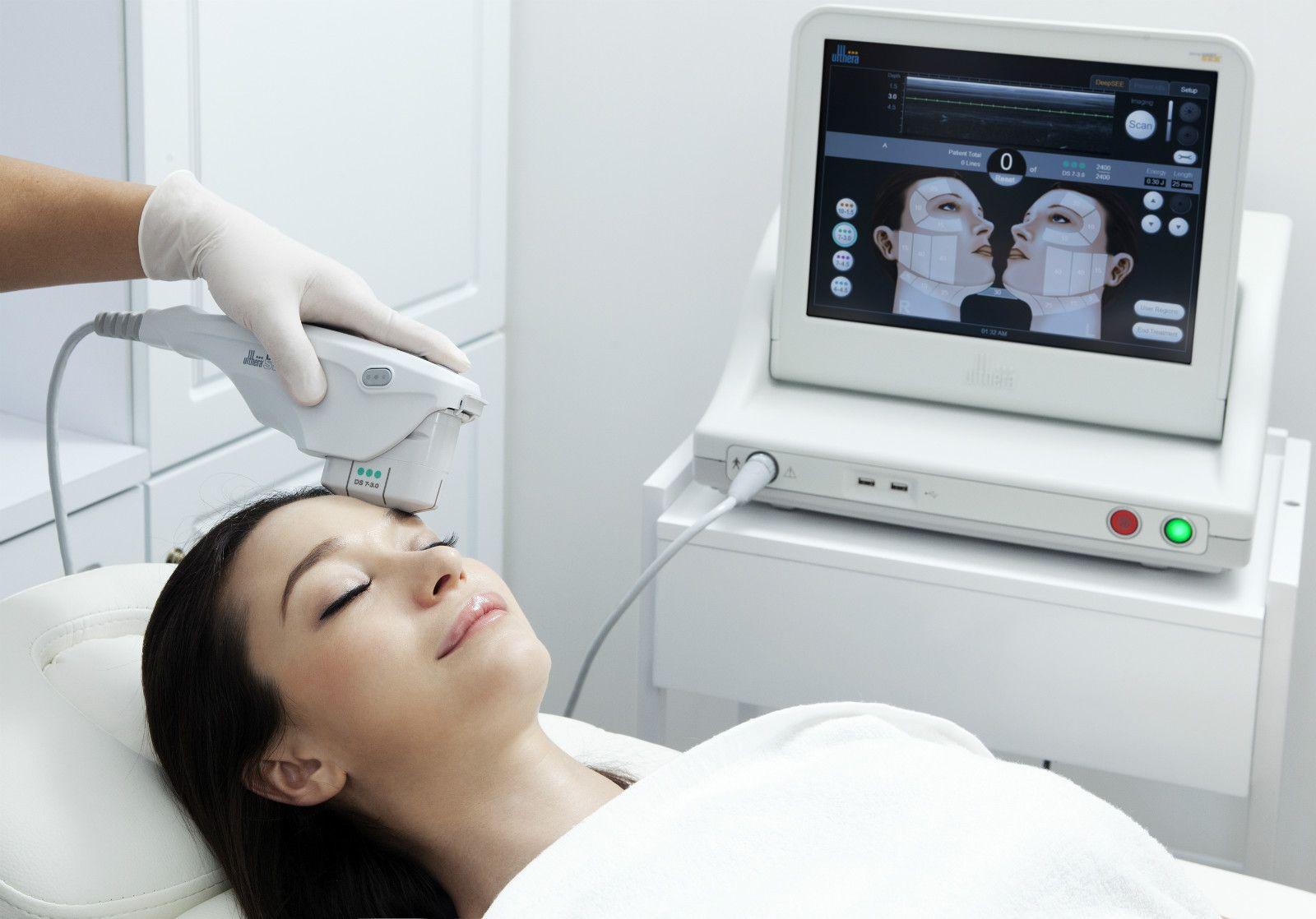 Ultratherpy treatment Dubai