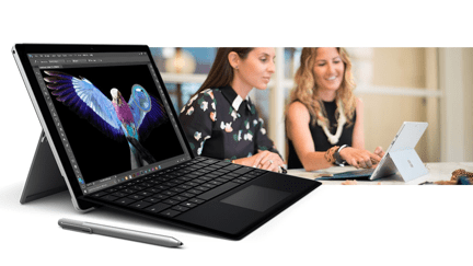 Win a Surface Pro 4