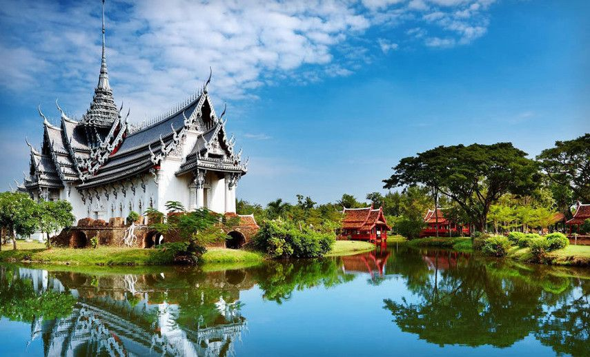 Trip Bangkok