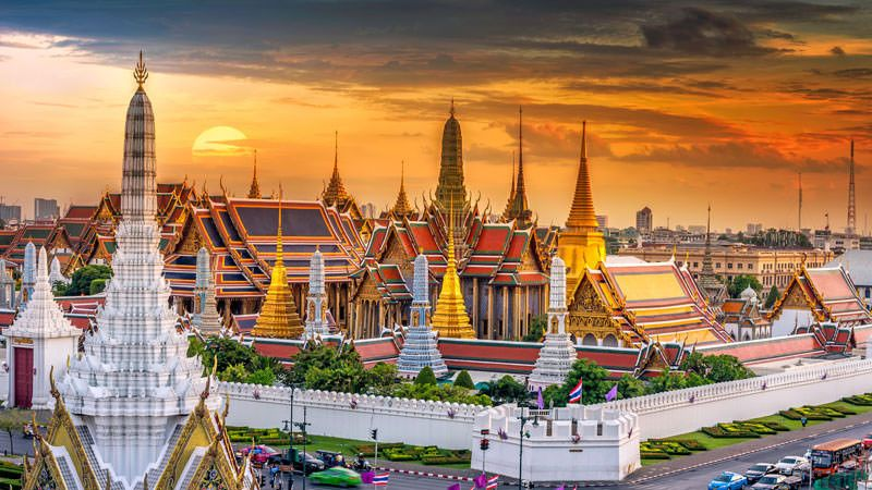 Thailand Tour Packages from Abu Dhabi
