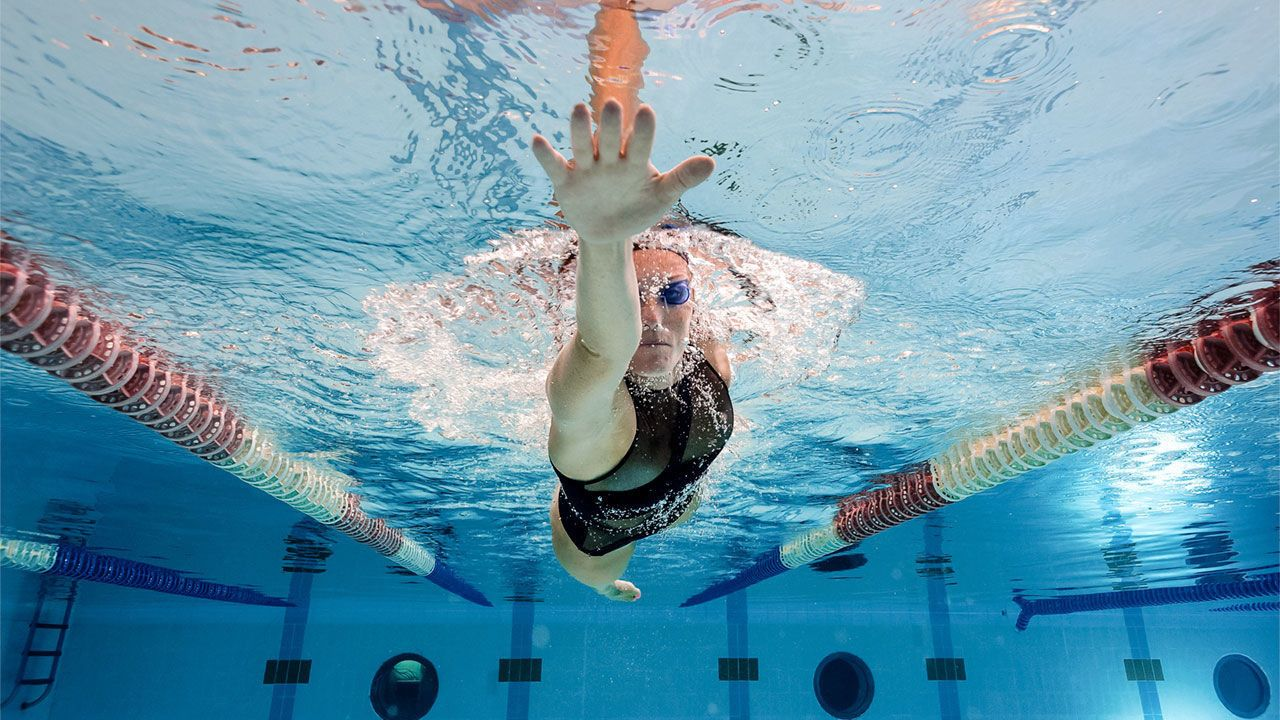 swimming classes for women in Dubai