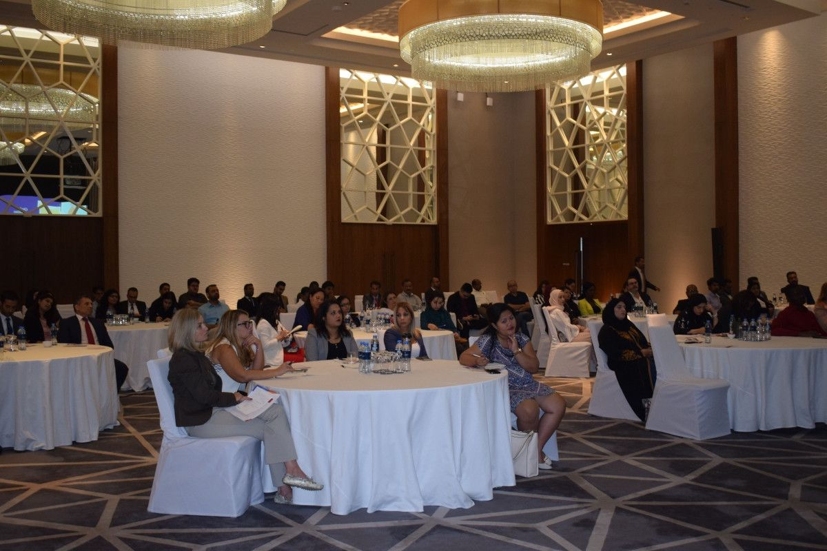 Digital Marketing Workshop for Medical Centers and SME's in Dubai