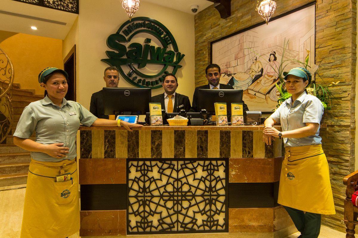 Lebanese Restaurant in Abu Dhabi