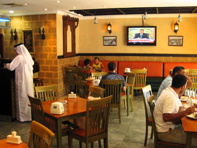 Restaurants in Abu Dhabi