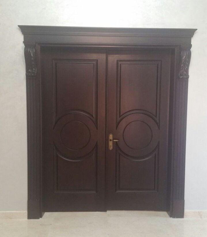 Wooden Doors- Pure Italian Project