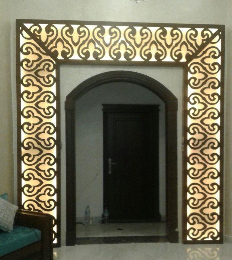 Wooden Oriel Window- Pure Italian