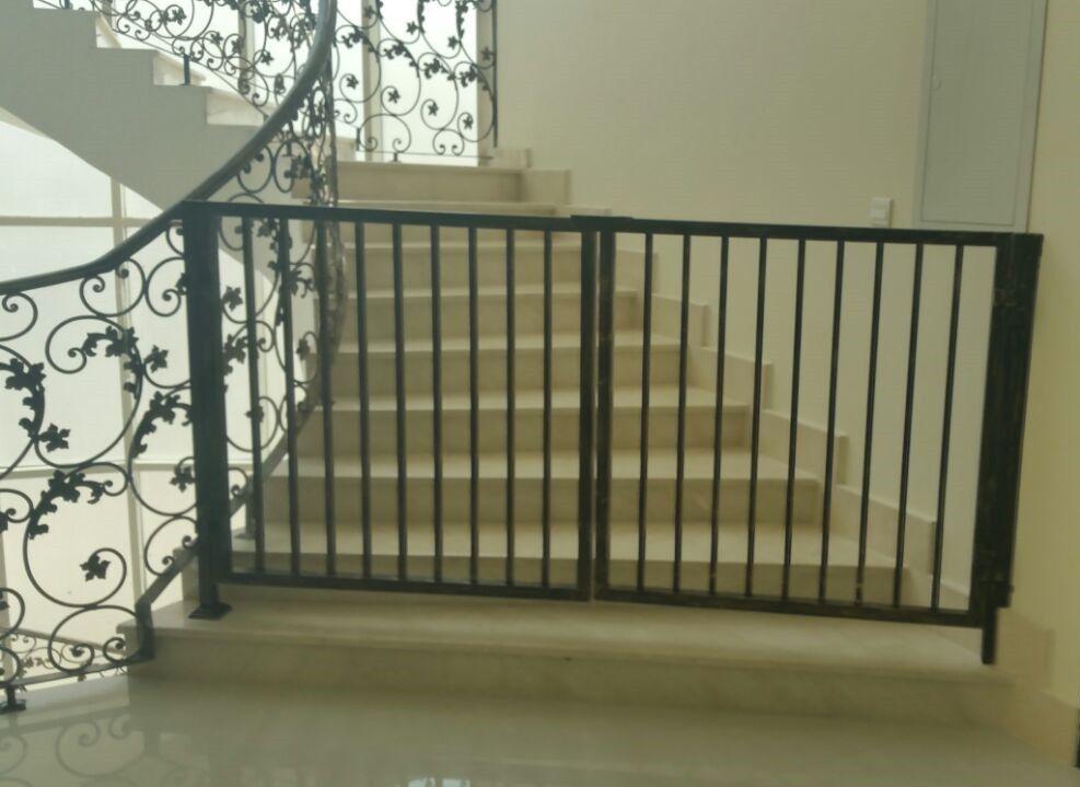 Iron Staircase Designers in Abu Dhabi- Pure Italian