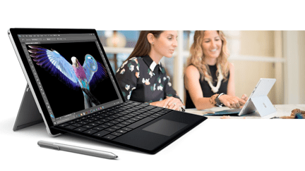 Win Microsoft Surface with Storat