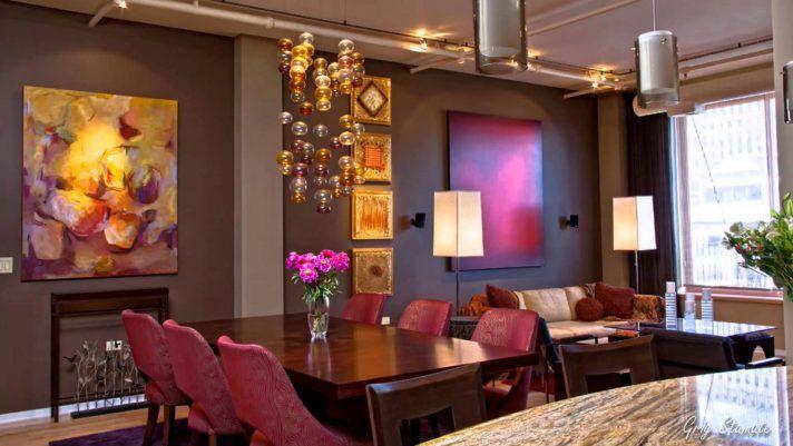 Colorful Furniture in Abu Dhabi- Pure Italian