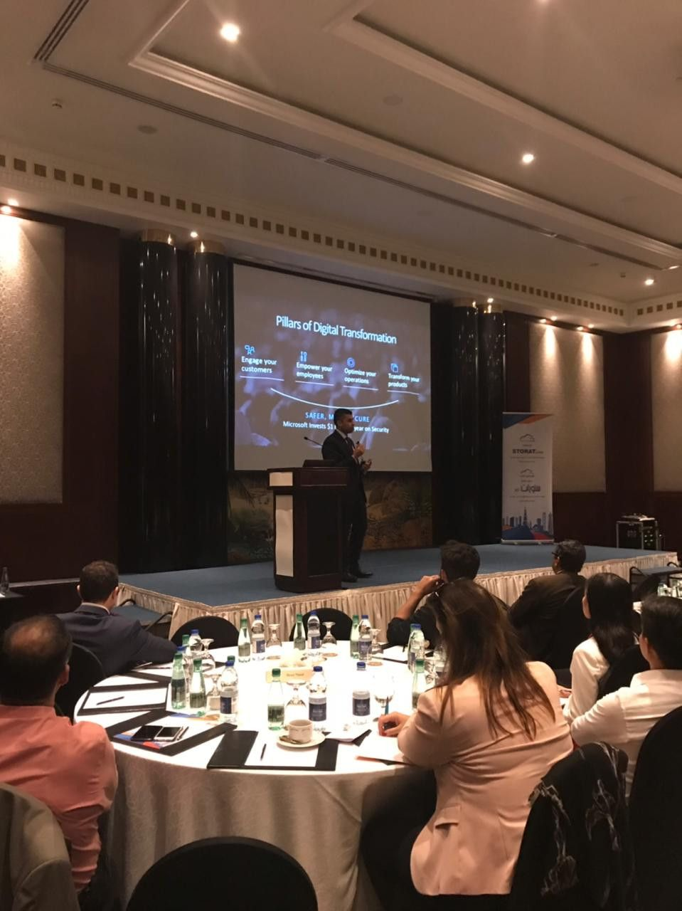 Digital Marketing Workshop In Dubai - Dusit Thani Hotel