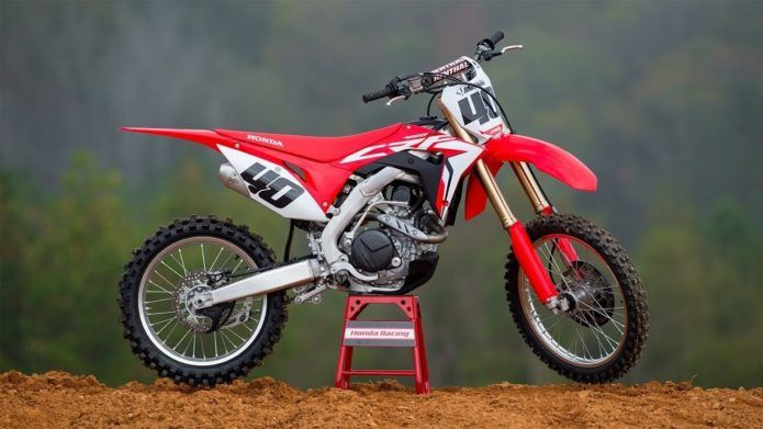 HONDA CRF 250R MX