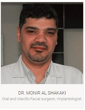Dr. Monir Al Shakaki- Oral Surgeon- Dubai
