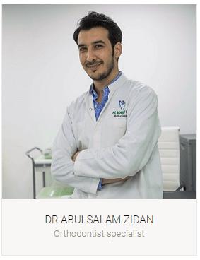 Dr. Abulsalam- Orthodontist in Dubai and Sharjah