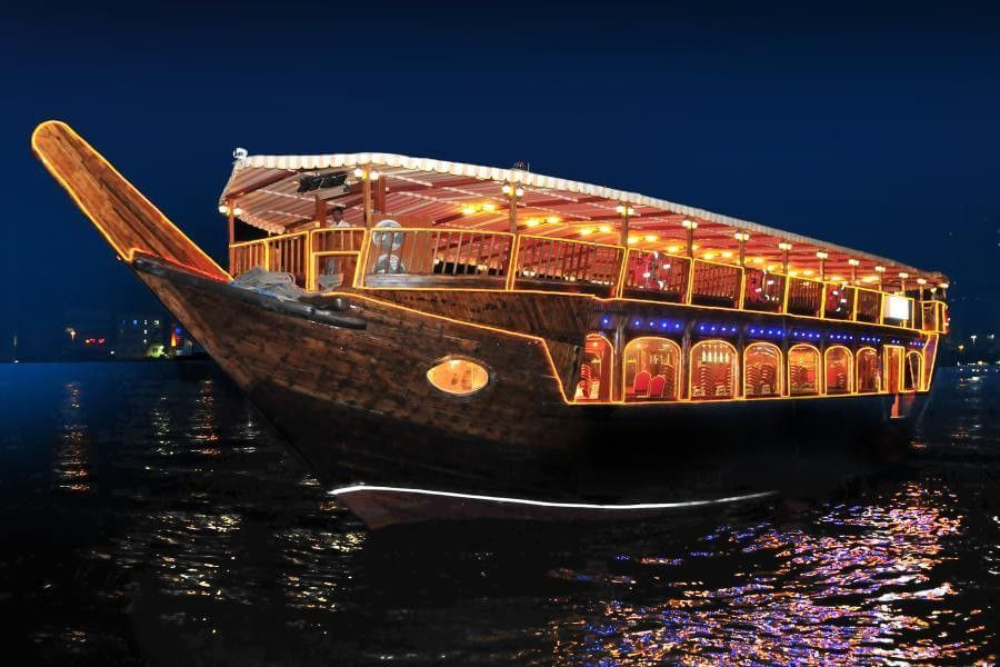 Dahow Iftar Cruize Iftar in Abu Dhabi