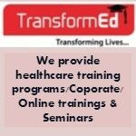 Transform-Ed Healthcare trainings/Seminars Store