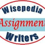 Wisepedia Assignment Writers