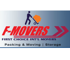 F Movers logo