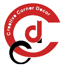 Creative Corner Decor logo