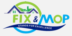 Fix & Mop Cleaning And Maintenance  logo