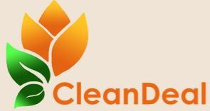 Clean Deal Gardens logo