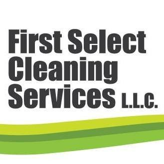 First Select Cleaning Services logo