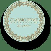 Classic Home Interior Decoration شعار