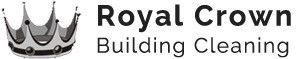 التاج الملكي لتنظيف المباني شعار