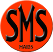 SMS Maids logo
