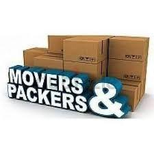 Hello Movers logo