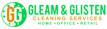 Gleam And Glisten Cleaning Services  logo