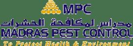 MADRAS PEST CONTROL  logo