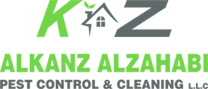 ALKANZ ALZAHABI PEST CONTROL AND BUILDING CLEANING logo
