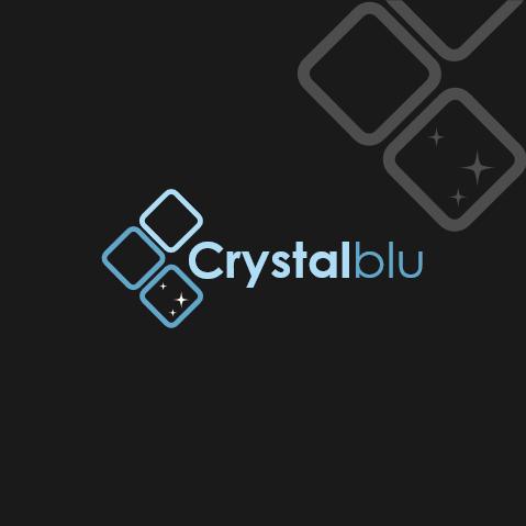 Crystalblu  logo
