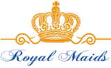 ROYAL MAIDS CLEANING SERVICES logo