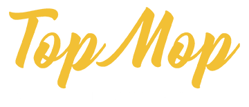 TOP MOP BUILDING CLEANING SERVICES logo